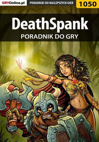 Okładka książki DeathSpank - poradnik do gry
