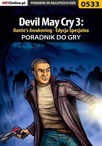 Okładka książki/ebooka Devil May Cry 3: Dante's Awakening - Edycja Specjalna - poradnik do gry