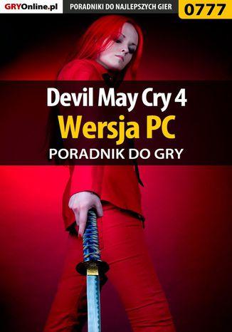 Okładka książki/ebooka Devil May Cry 4 - PC - poradnik do gry
