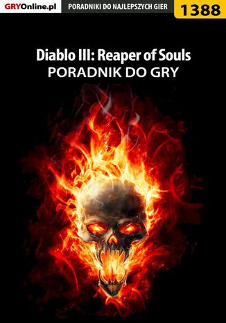 Okładka książki/ebooka Diablo III: Reaper of Souls - poradnik do gry
