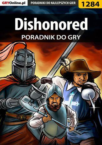 Okładka książki Dishonored - poradnik do gry