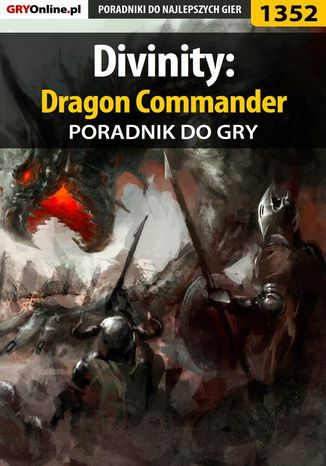 Okładka książki Divinity: Dragon Commander - poradnik do gry