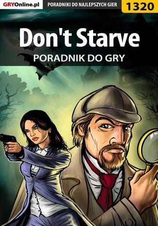 Okładka książki Don't Starve - poradnik do gry