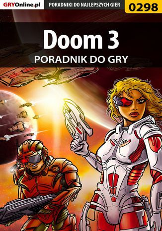 Okładka książki Doom III - poradnik do gry