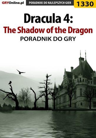 Okładka książki Dracula 4: The Shadow of the Dragon - poradnik do gry