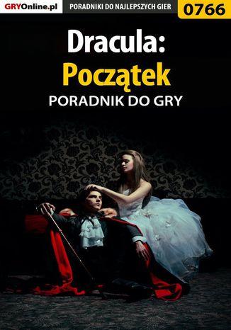 Okładka książki/ebooka Dracula: Początek - poradnik do gry
