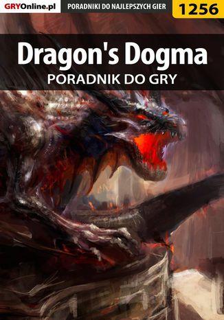 Okładka książki/ebooka Dragon's Dogma - poradnik do gry