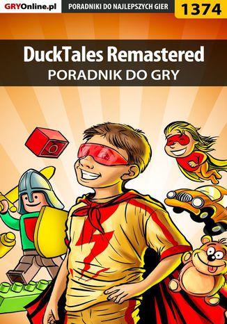 Okładka książki DuckTales Remastered - poradnik do gry