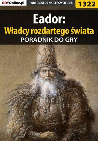 Okładka książki Eador: Władcy rozdartego świata - poradnik do gry