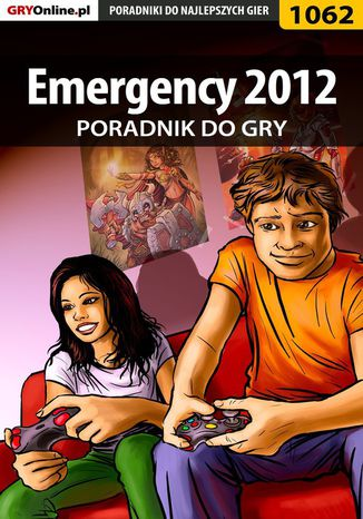 Okładka książki Emergency 2012 - poradnik do gry