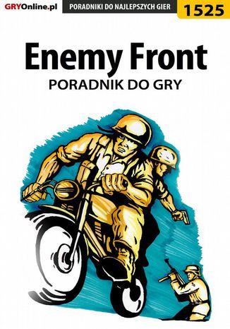 Okładka książki/ebooka Enemy Front - poradnik do gry