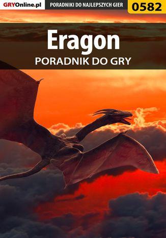 Okładka książki Eragon - poradnik do gry