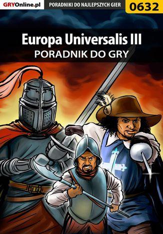 Okładka książki Europa Universalis III - poradnik do gry