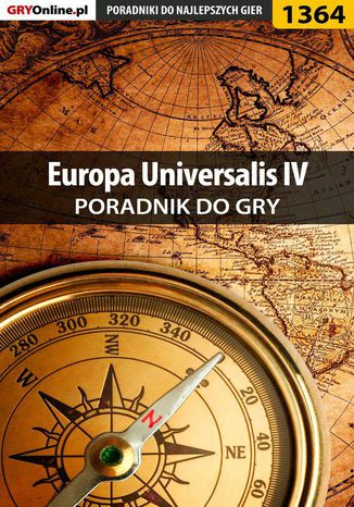 Okładka książki/ebooka Europa Universalis IV - poradnik do gry
