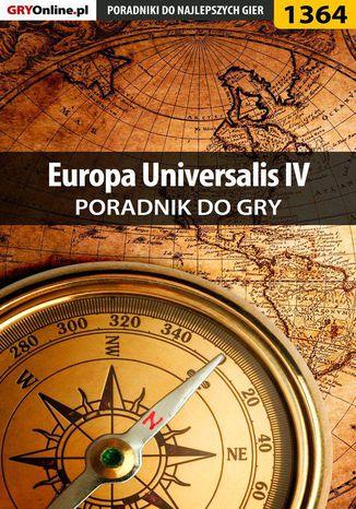 Okładka książki Europa Universalis IV - poradnik do gry
