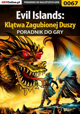 Okładka książki Evil Islands: Klątwa Zagubionej Duszy - poradnik do gry