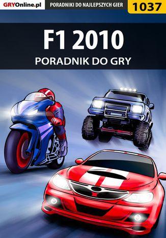 Okładka książki/ebooka F1 2010 - poradnik do gry