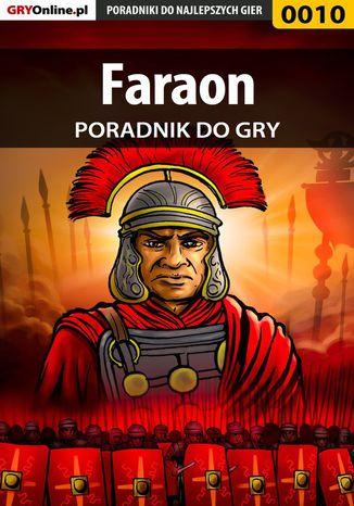 Okładka książki Faraon - poradnik do gry