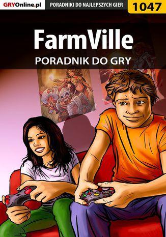 Okładka książki FarmVille - poradnik do gry