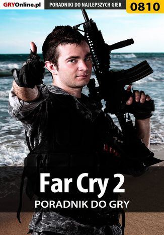 Okładka książki Far Cry 2 - poradnik do gry