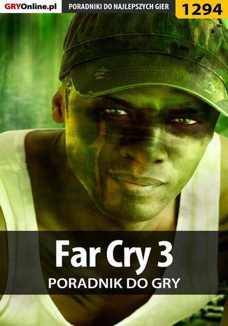 Okładka książki Far Cry 3 - poradnik do gry