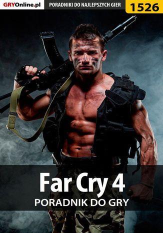 Okładka książki Far Cry 4 - poradnik do gry
