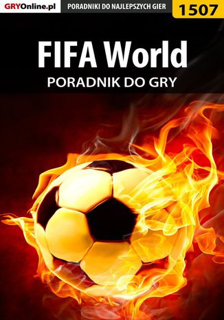 Okładka książki FIFA World - poradnik do gry