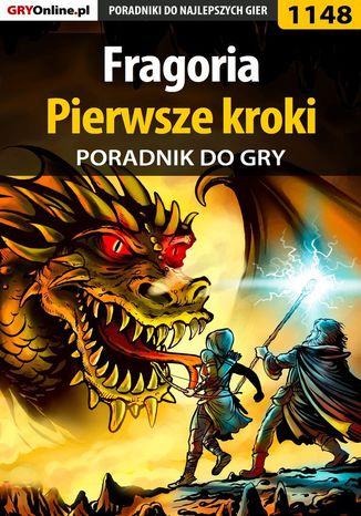 Okładka książki Fragoria - pierwsze kroki - poradnik do gry