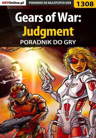 Okładka książki Gears of War: Judgment - poradnik do gry