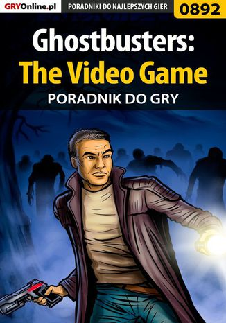 Okładka książki Ghostbusters: The Video Game - poradnik do gry