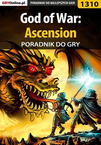 Okładka książki God of War: Ascension - poradnik do gry