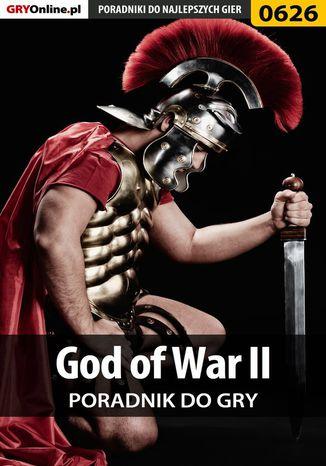 Okładka książki/ebooka God of War II - poradnik do gry