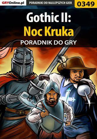 Okładka książki Gothic II: Noc Kruka - poradnik do gry