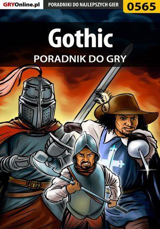 Okładka książki Gothic - poradnik do gry