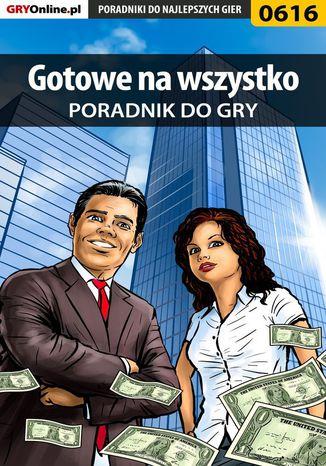 Okładka książki Gotowe na wszystko - poradnik do gry