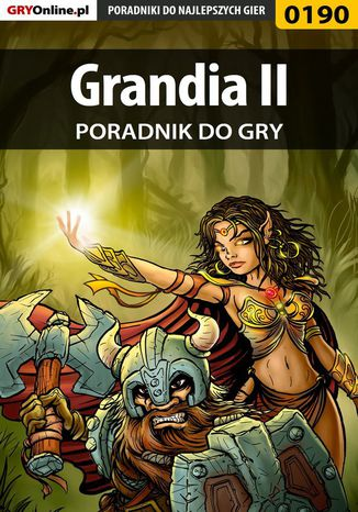 Okładka książki Grandia II - poradnik do gry