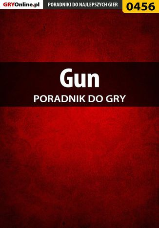 Okładka książki/ebooka Gun - poradnik do gry