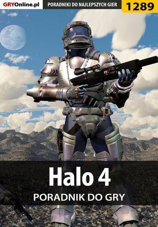 Okładka książki Halo 4 - poradnik do gry