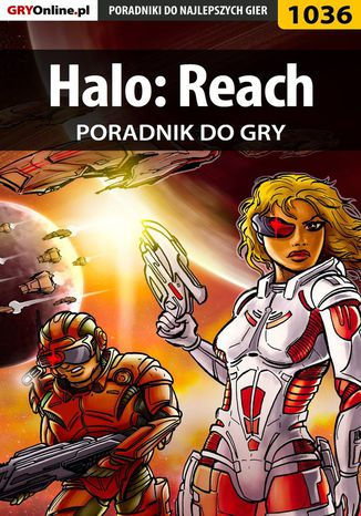 Okładka książki/ebooka Halo: Reach - poradnik do gry