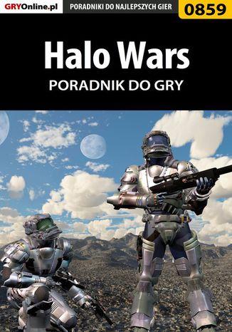 Okładka książki Halo Wars - poradnik do gry