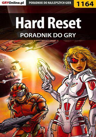 Okładka książki/ebooka Hard Reset - poradnik do gry