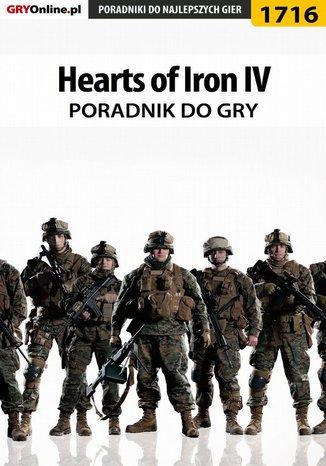 Okładka książki/ebooka Hearts of Iron IV - poradnik do gry