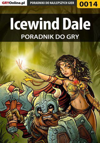 Okładka książki Icewind Dale - poradnik do gry