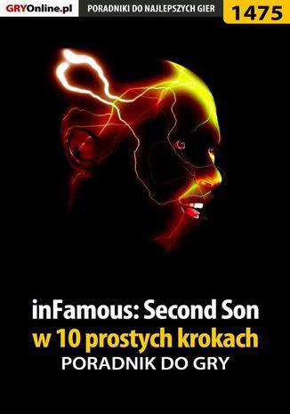 Okładka książki inFamous: Second Son w 10 prostych krokach