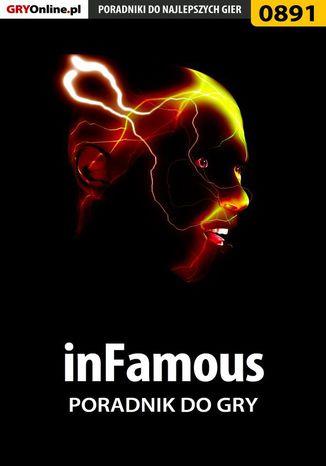 Okładka książki inFamous - poradnik do gry