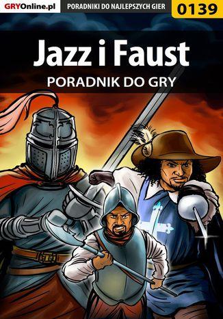 Okładka książki Jazz i Faust - poradnik do gry