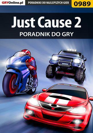 Okładka książki/ebooka Just Cause 2 - poradnik do gry
