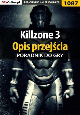 Okładka książki/ebooka Killzone 3 - opis przejścia - poradnik do gry