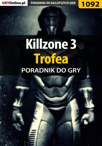 Okładka książki Killzone 3 - Trofea - poradnik do gry