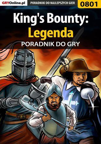 Okładka książki/ebooka King's Bounty: Legenda - poradnik do gry